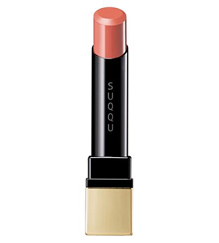 SUQQU Extra Glow lipstick (01+noble+beige