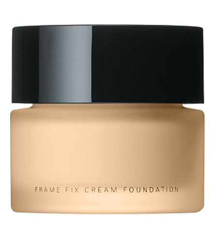 SUQQU Frame Fix cream foundation SPF 25 (102