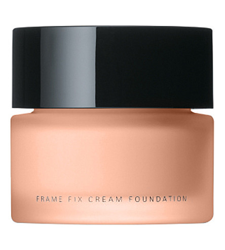 SUQQU Frame Fix cream foundation SPF 25 (201