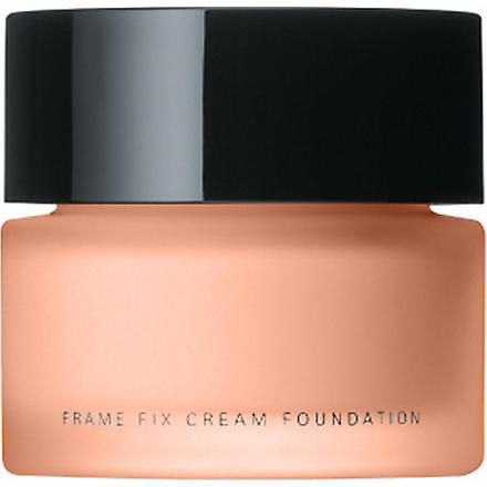 SUQQU Frame Fix cream foundation SPF 25 (202