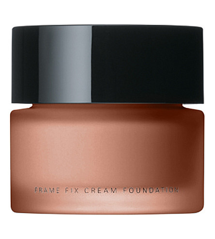 SUQQU Frame Fix cream foundation SPF 25 (204