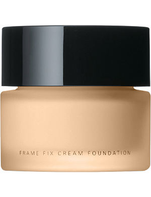 SUQQU Frame Fix cream foundation SPF 25