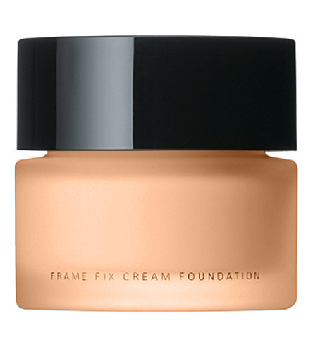 SUQQU Frame Fix cream foundation SPF 25 (203