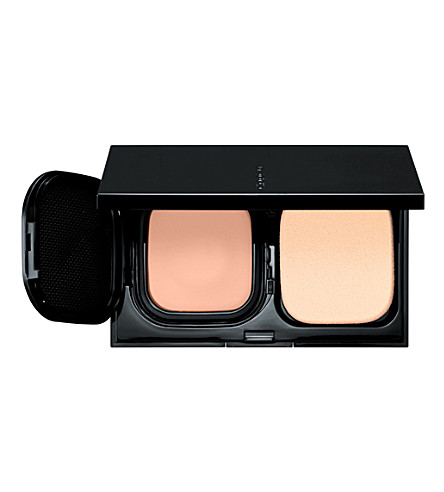 SUQQU Frame Fix moist pact foundation SPF 25 (201