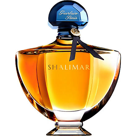 GUERLAIN Shalimar eau de parfum spray complete 50ml