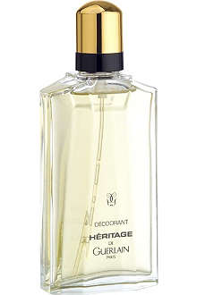 GUERLAIN Héritage deodorant natural spray 100ml