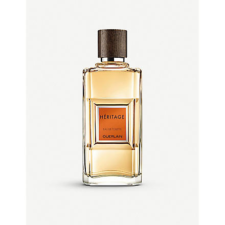 GUERLAIN Héritage eau de toilette natural spray 100ml