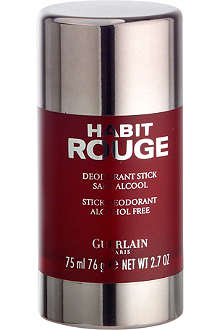 GUERLAIN Habit Rouge deodorant stick 75ml
