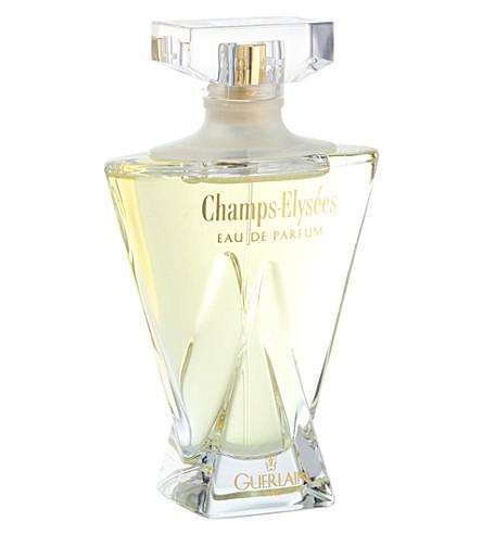 GUERLAIN Champs Elysées eau de parfum spray complete 50ml