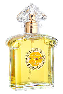 GUERLAIN Mitsouko perfume natural spray complete 8ml