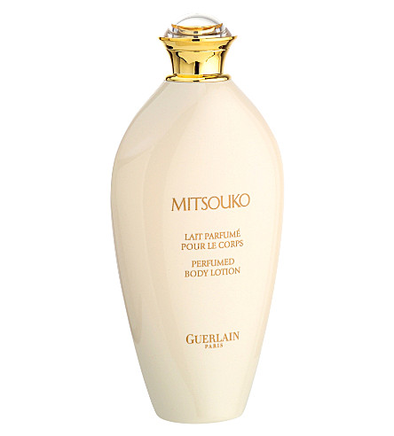 GUERLAIN Mitsouko body lotion 200ml