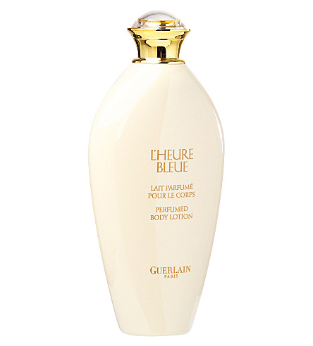 GUERLAIN L'Heure Bleue body lotion bottle 200ml