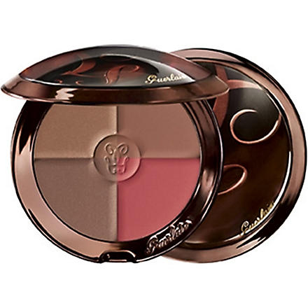 GUERLAIN Terracotta 4 Seasons bronzer (Ebony