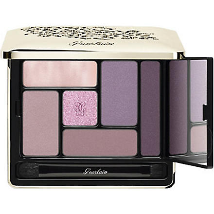 GUERLAIN 6 Colour Eyeshadow (Montparnasse