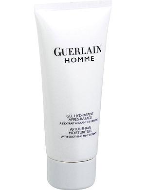 GUERLAIN Homme aftershave gel