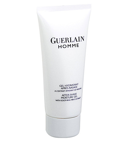 GUERLAIN Homme after-shave gel 100ml