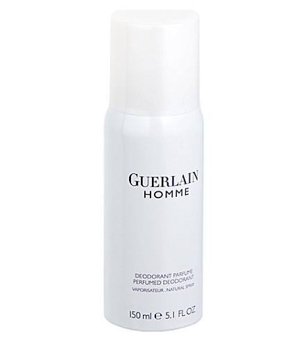 GUERLAIN Homme deodorant spray