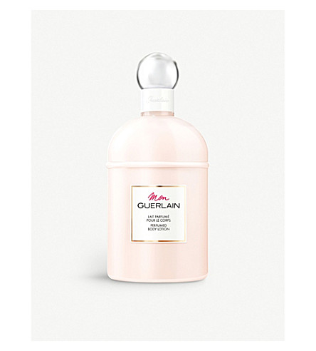 GUERLAIN Mon Guerlain body lotion 200ml