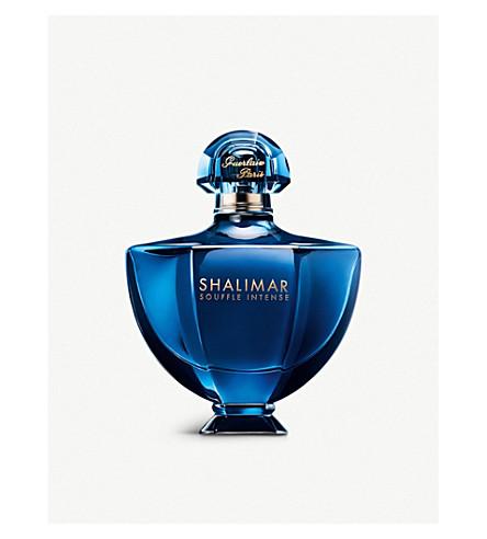 Guerlain Shalimar Souffle Intense Eau De Parfum 50ml Selfridgescom