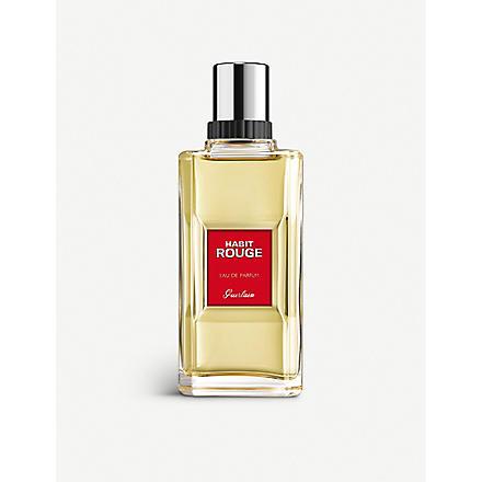 GUERLAIN Habit Rouge eau de parfum spray 100ml