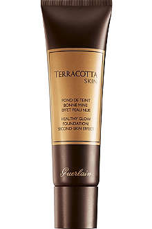 GUERLAIN Terracotta Skin healthy glow foundation 30ml
