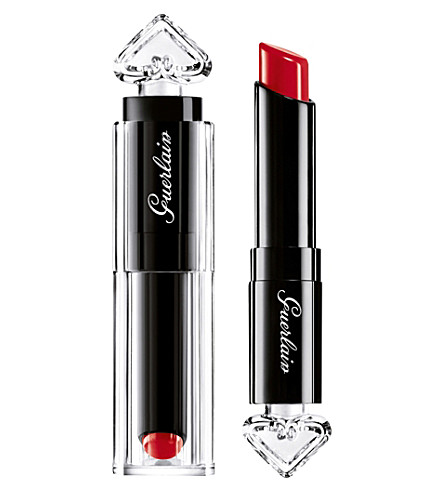 GUERLAIN La Petite Robe Noire Lipstick (022 red bow tie