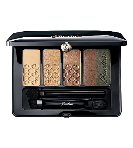 GUERLAIN 5 Couleurs Coque d'Or eyeshadow palette (Coque+d'or