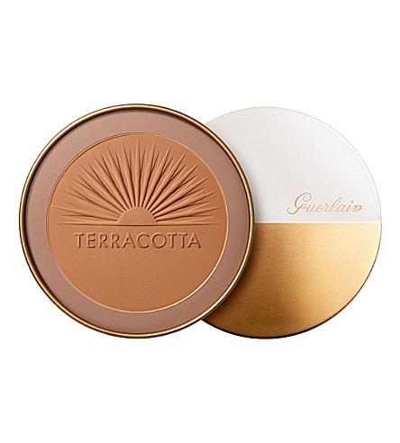 GUERLAIN Terracotta bronzing powder (Matte