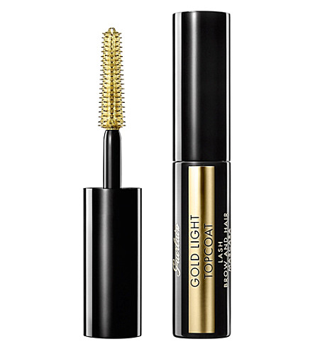 GUERLAIN Gold Light Topcoat mascara