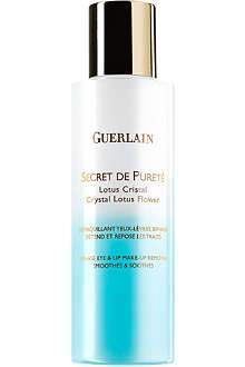 GUERLAIN Biphase eye and lip make-up remover