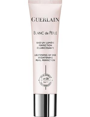 GUERLAIN Blanc de Perle Lightening UV Base SPF 30