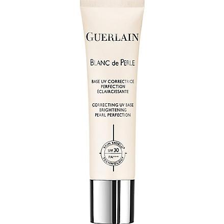 GUERLAIN Blanc de Perle Correcting UV Base SPF 30