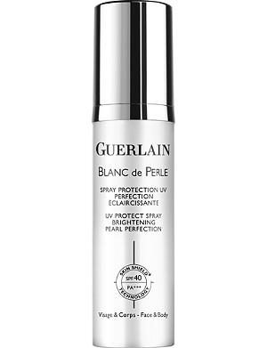 GUERLAIN Blanc de Perle UV Protect Spray SPF 40
