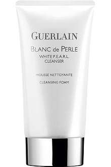 GUERLAIN Blanc de Perle White P.E.A.R.L cleanser 150ml