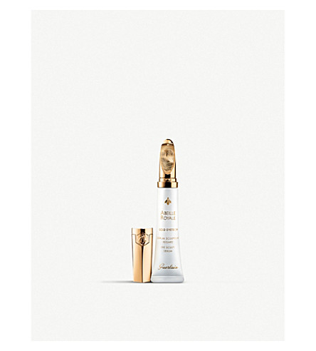 GUERLAIN Gold Eyetech Eye Sculpt serum