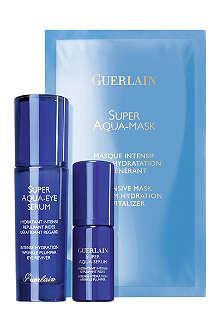 GUERLAIN Super Aqua gift set
