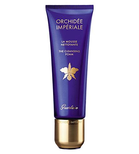 GUERLAIN Orchidée Impériale cleansing foam 125ml