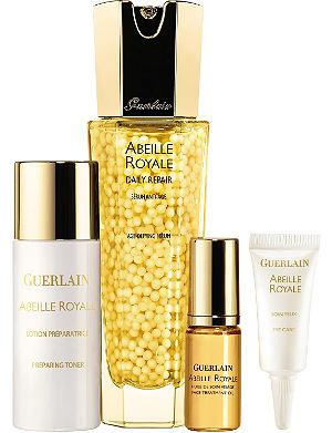 GUERLAIN Abeille royale full serum set