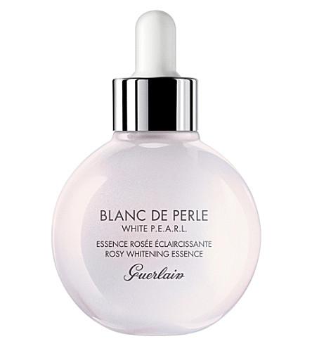 GUERLAIN Blanc De Perle Rosy Whitenining Essence 30ml