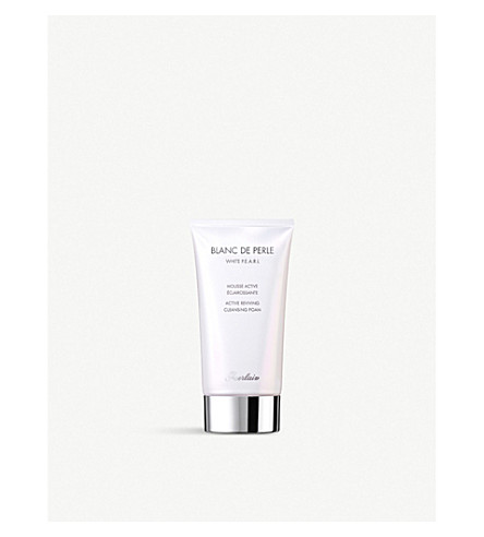 GUERLAIN Blanc de Perle active reviving cleansing foam 150ml
