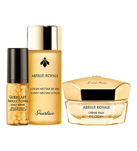 GUERLAIN Abeille Royale Replenishing Eye Cream Discovery Set