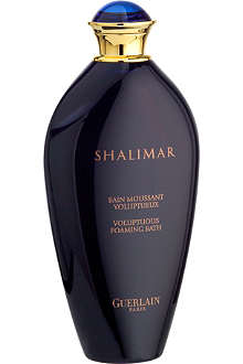 GUERLAIN Shalimar Voluptuous Foaming bath cream
