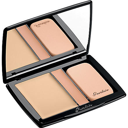 GUERLAIN Lingerie de Peau compact foundation and concealer (Beige clair