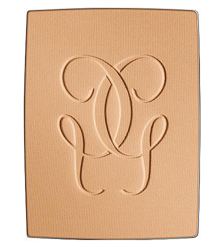 GUERLAIN 内衣 de Peau 紧凑粉末粉底 (米色 + 克莱尔 + 重填)