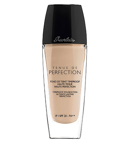 GUERLAIN Tenue de Perfection foundation SPF 20 (02+beige+clair