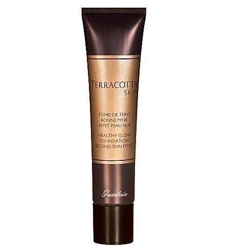 GUERLAIN Terracotta skin powder (Brunettes