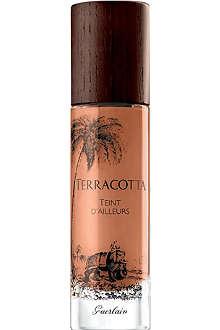 GUERLAIN Terracotta Teint D'Ailleurs moisturiser