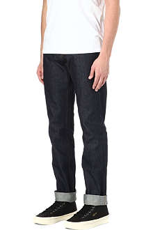 MCQ ALEXANDER MCQUEEN Regular-fit straight jeans