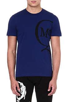 MCQ ALEXANDER MCQUEEN Logo t-shirt