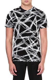 MCQ ALEXANDER MCQUEEN Scratch t-shirt